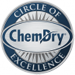 Excellence Certification for Carpet Cleaning | Chem-Dry of Charleston